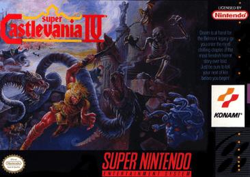 Top 10 Best Original Platformer Soundtracks Super Castlevania IV