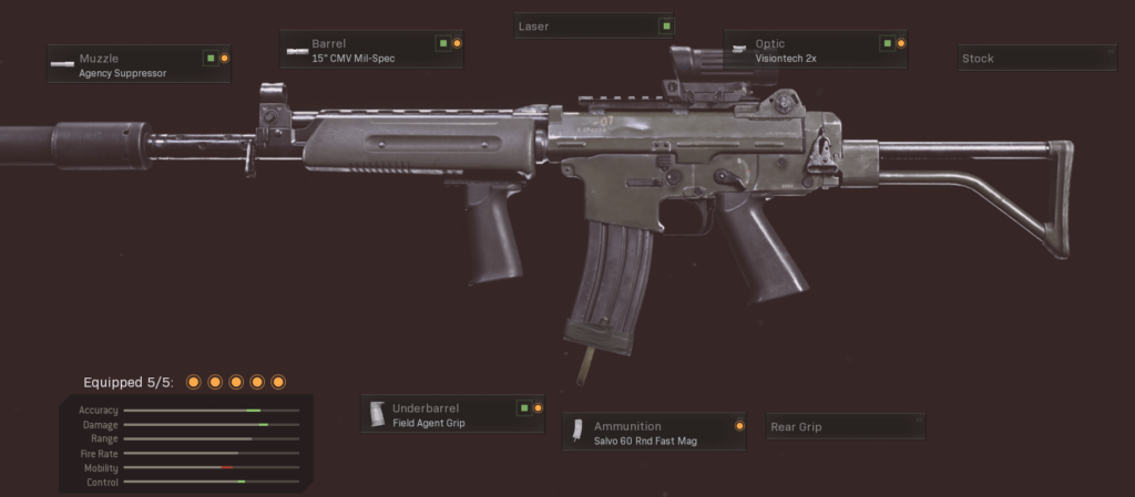 Top 10 Best Black Ops Cold War Guns to Use in Warzone - Krig 6