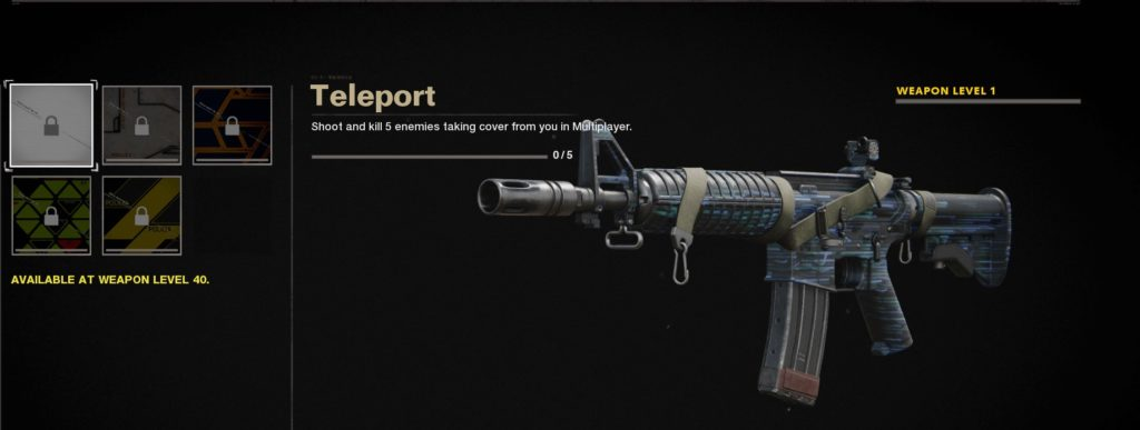 Top 10 Best Weapon Camos in Call of Duty Black Ops Cold War - Teleport