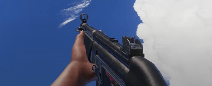 Top 10 Best Weapons in Rust - MP5A4