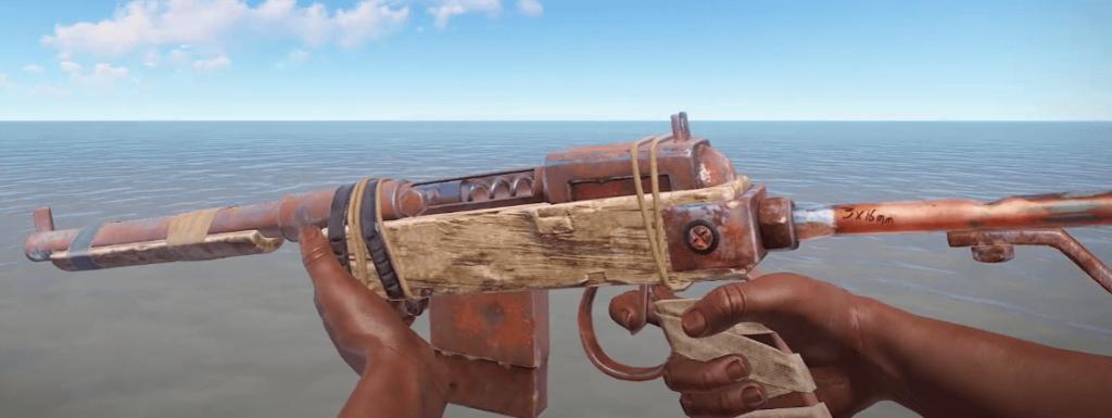 Top 10 Best Weapons in Rust - SAR