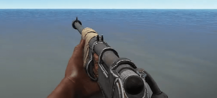 Top 10 Best Weapons in Rust - Bolt Action