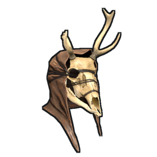 Top 10 Best Armor Pieces in Rust - Bone Helmet