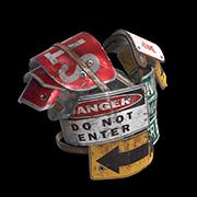 Top 10 Best Armor Pieces in Rust - Road Sign Jacket