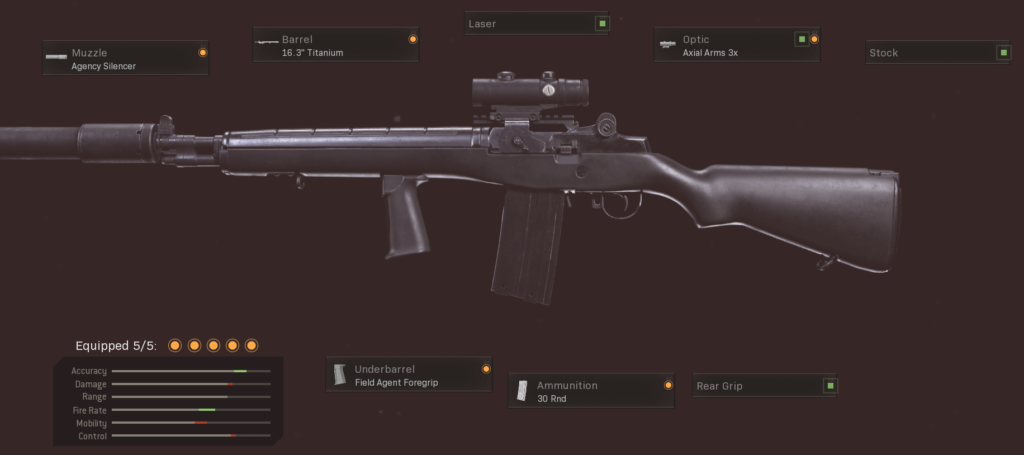Top 10 Call of Duty Warzone Weapons That Fry - DMR-14