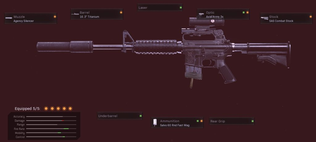 Top 10 Fastest TTK Weapons in Call of Duty Warzone - M16