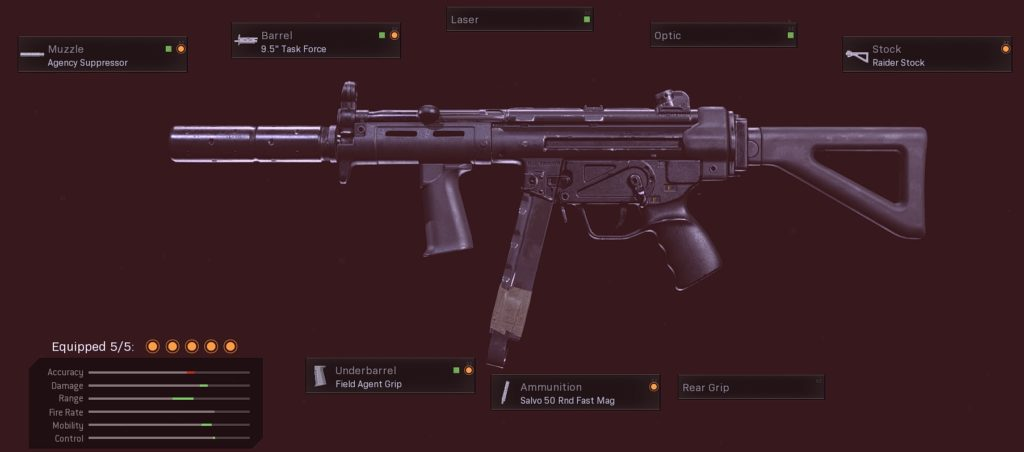 Top 10 Call of Duty Warzone Weapons That Fry - MP5 (Cold War Version)