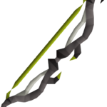 Top 10 Ranged Weapons in OSRS - Twisted Bow