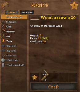 Top 10 Arrows Types in Valheim (Ranked) - Wood Arrow