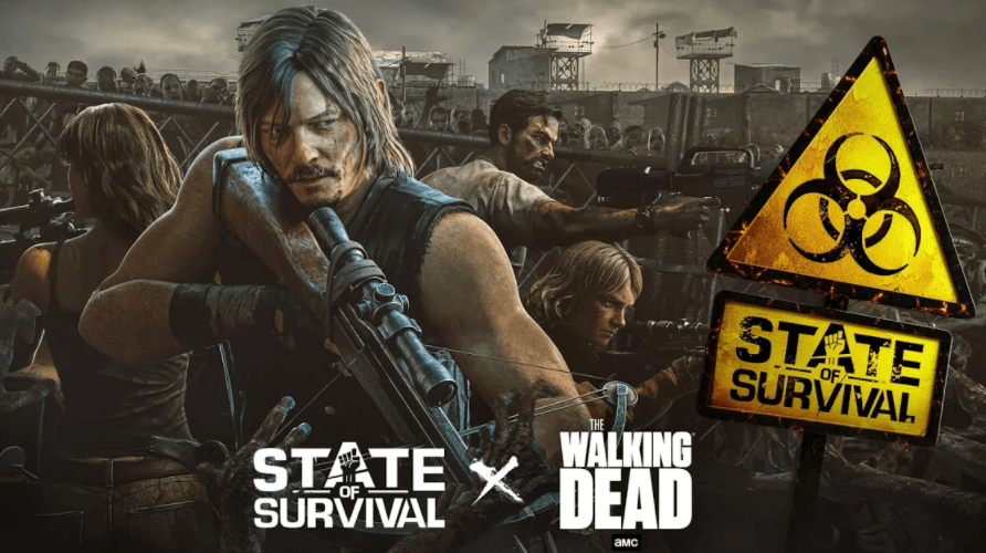 Top 10 Best Strategy Games on BlueStacks - State of Survival: Survive the Zombie Apocalypse