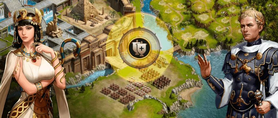 Top 10 Best Strategy Games on BlueStacks - Reign of Empires - Nation Domination & Eternal War