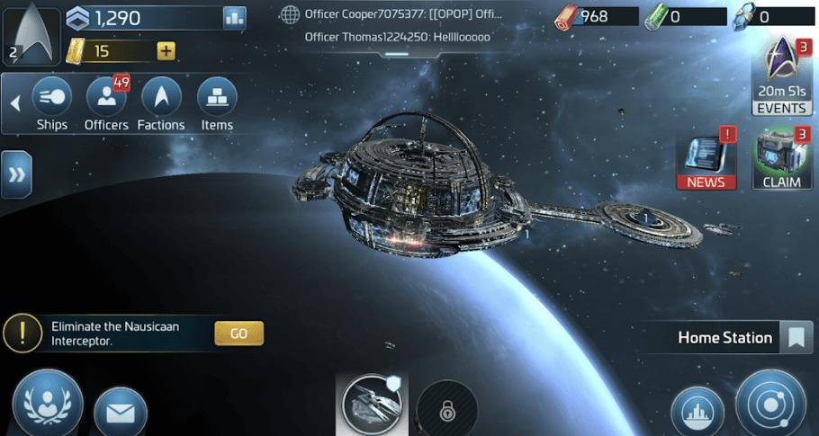 Top 10 Best Strategy Games on BlueStacks - Star Trek™ Fleet Command