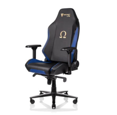 Top 10 Best Blue Gaming Chairs - SecretLab Omega