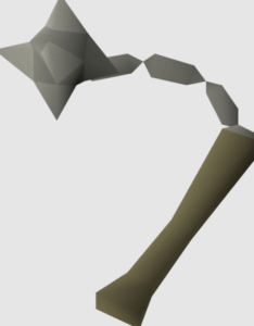 Top 10 Best Crush Weapons in OSRS - Verac's Flair