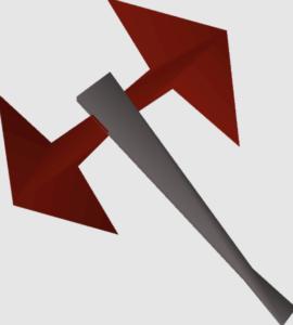 Top 10 Best Crush Weapons in OSRS - Dragon Battleaxe