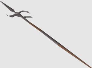 Top 10 Best Crush Weapons in OSRS - Zamorakian Hasta