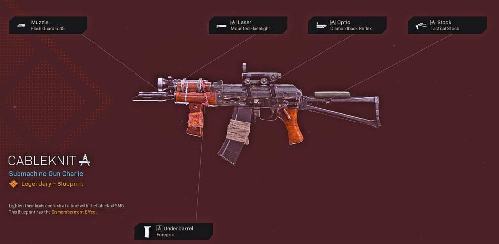 Top 10 Best AK-74u Blueprints in Warzone - Cableknit