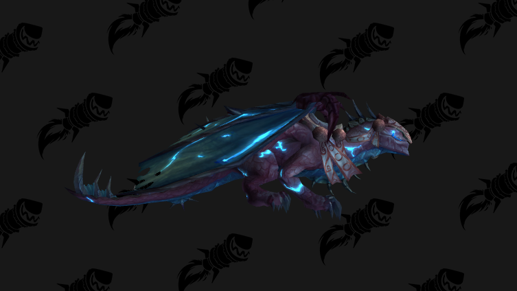 Top 10 Best Raid Mounts in WoW - Drake of the South Wind