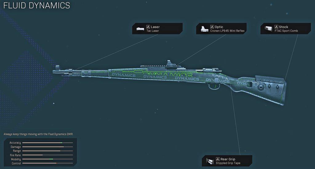 Top 10 Best Kar98k Blueprints in Warzone - Fluid Dynamics