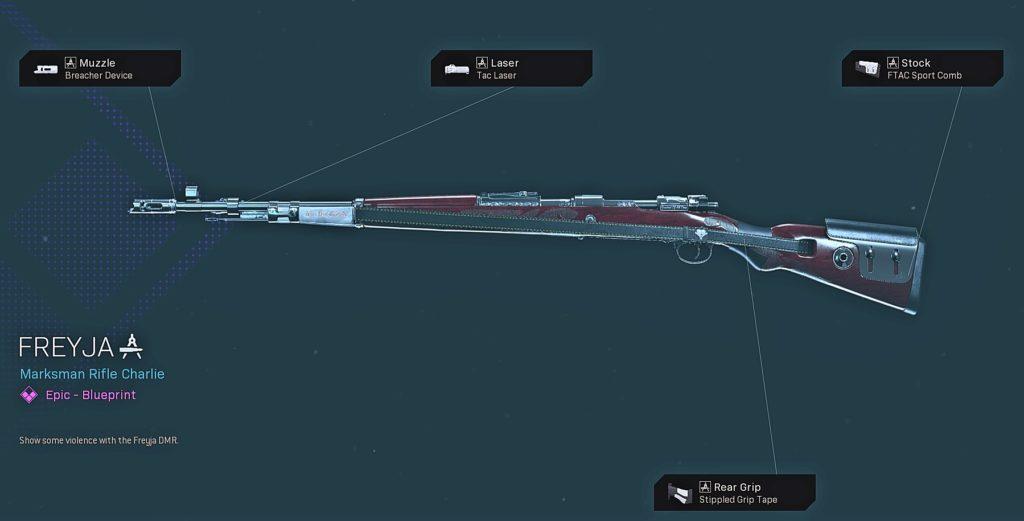 Top 10 Best Kar98k Blueprints in Warzone - Freyja