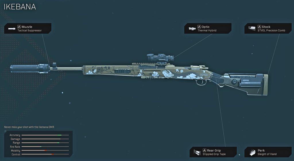 Top 10 Best Kar98k Blueprints in Warzone - Ikebana