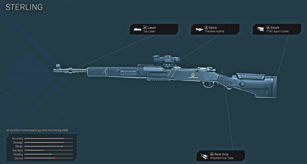 Top 10 Best Kar98k Blueprints in Warzone - Sterling