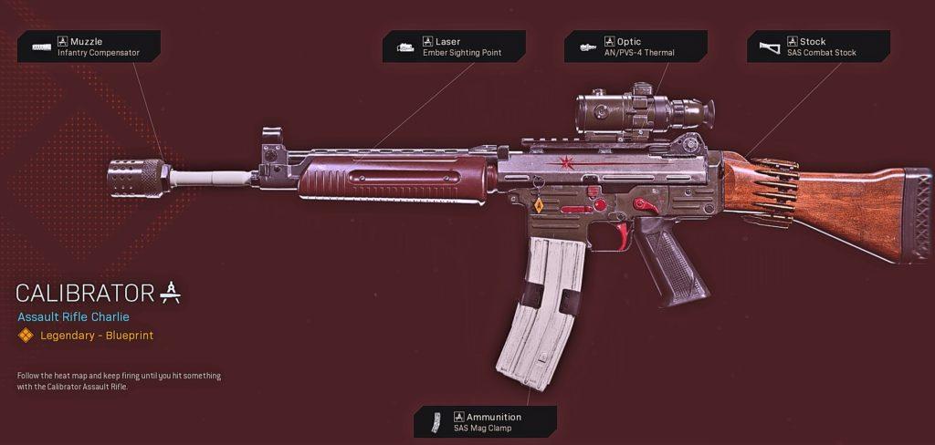 Top 10 Best Krig 6 Blueprints in Warzone - Calibrator