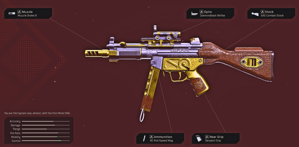 Top 10 Best Cold War MP5 Blueprints in Warzone - First mate