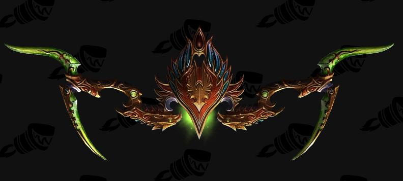 Top 10 Best Weapons in WoW TBC Classic