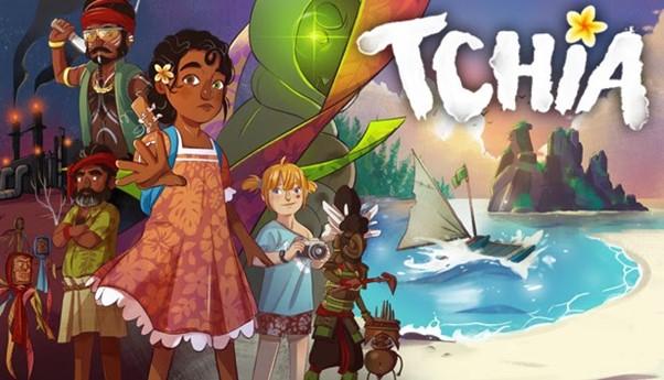 Top 10 Open-World Adventures of 2021 - Tchia