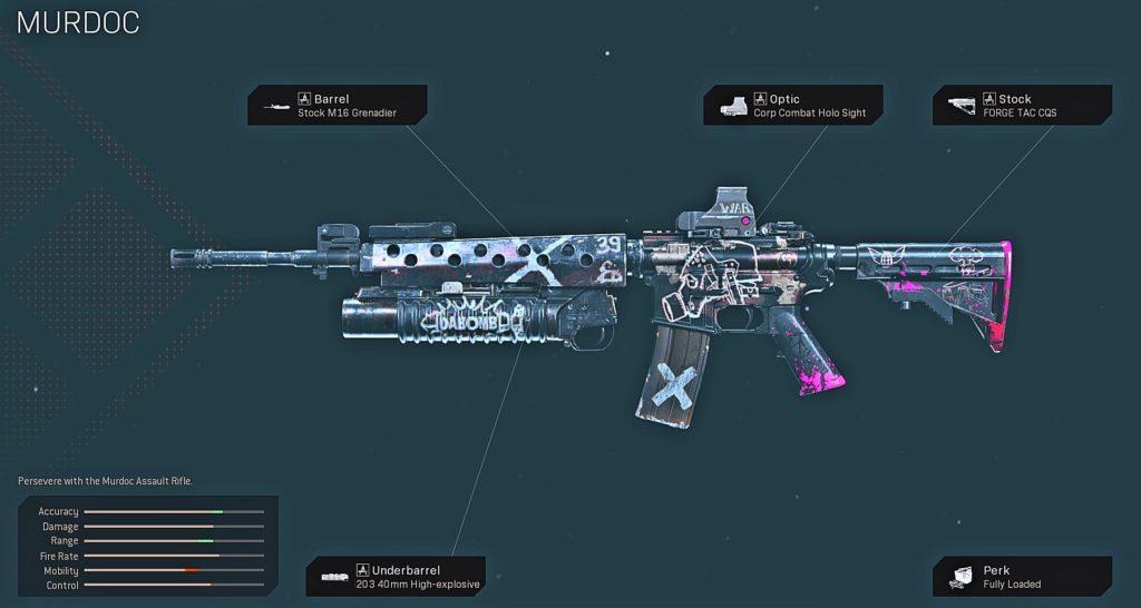 Top 10 Best M4A1 Blueprints in Warzone - Murdoc