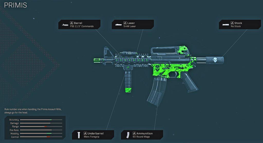 Top 10 Best M4A1 Blueprints in Warzone - Primis