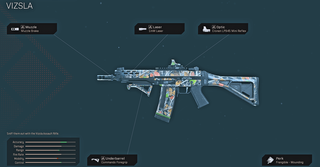 Top 10 Best Grau 5.56 Blueprints in Warzone - Vizsla