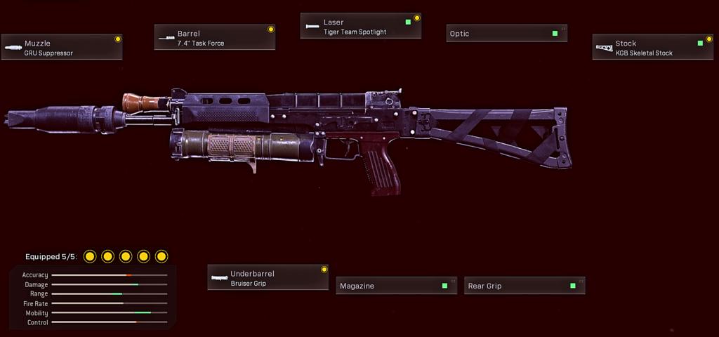 Best Weapons in Iron Trials '84 Warzone - Bullfrog