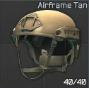 Best Helmets in Escape from Tarkov - Airframe Tan